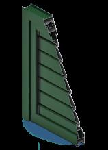 Hliníkové okenice