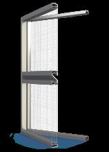 Insect Screen Door