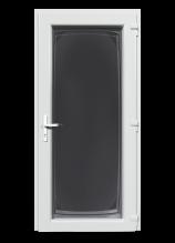 Vchodové dvere z PVC